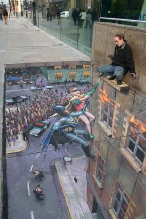 street art – julien beever