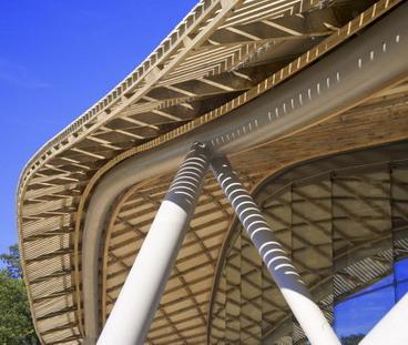 Noch ein Gitterschale – the Saville Building
