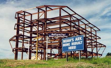 Arche Noah – Rebuild