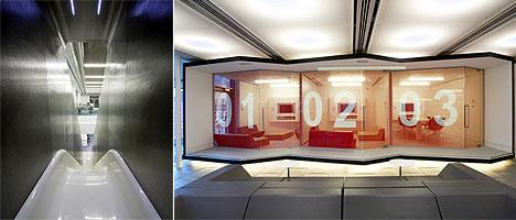 Red Bull HQ in London – JumpStudios
