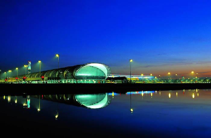 Suvarnabhumi – der unaussprechliche Flughafen