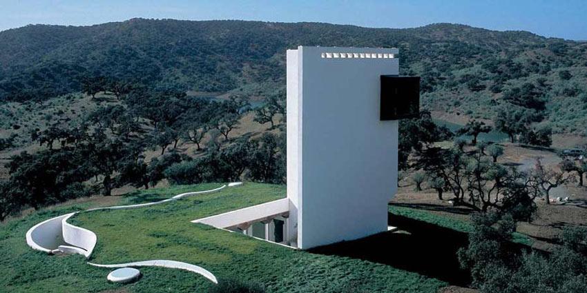 Casa de Retiro Espiritual – Emilio Ambasz