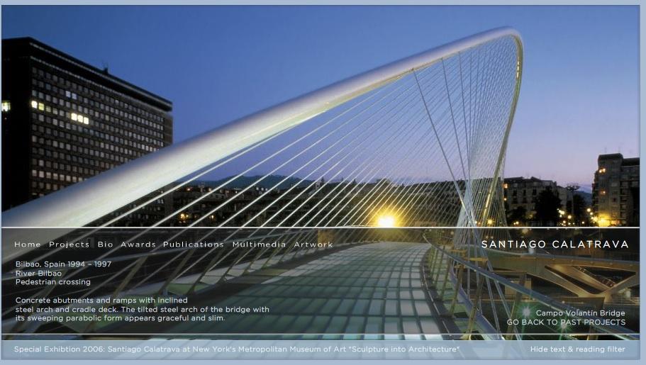 Calatrava vs Bilbao
