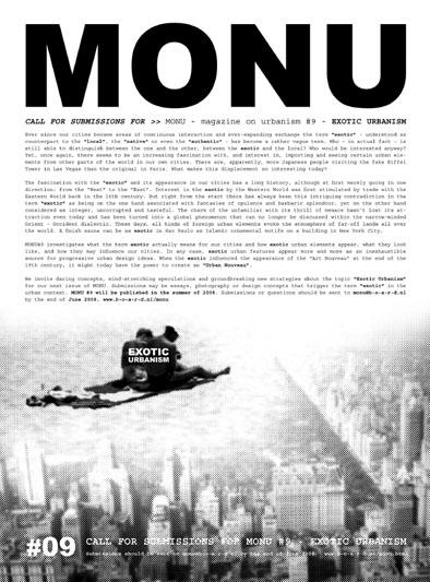 MONU – jetzt zum mitmachen