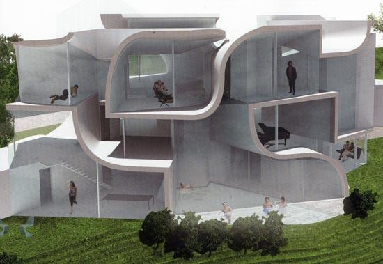 arhitectural farm