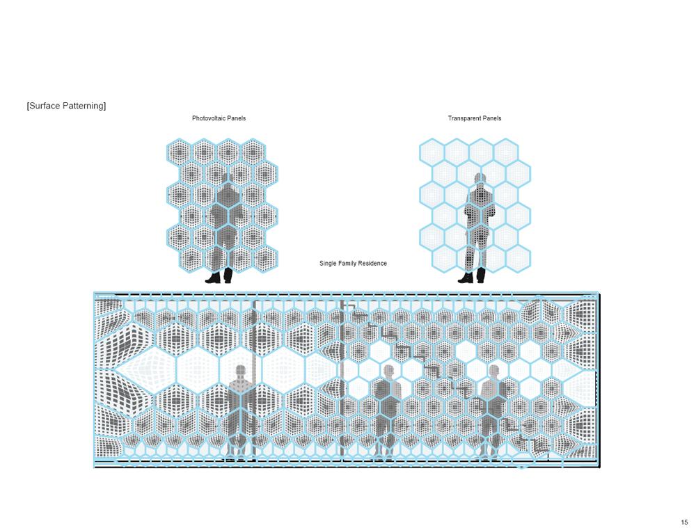 Kinetische Fassade