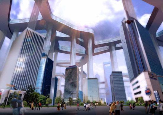 shanghai 2035