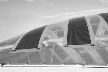 Solardach zum Aufblasen
