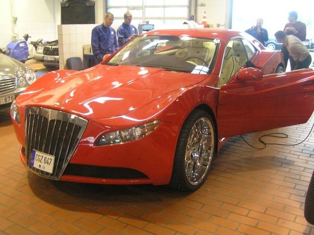 Automobildesign