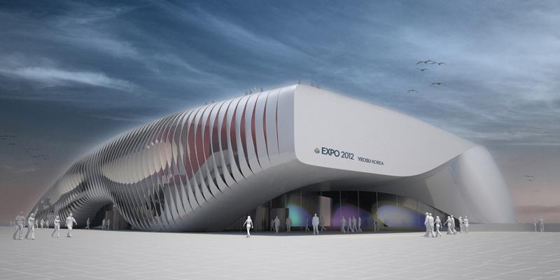 The Living Ocean and Coast Themenpavillon