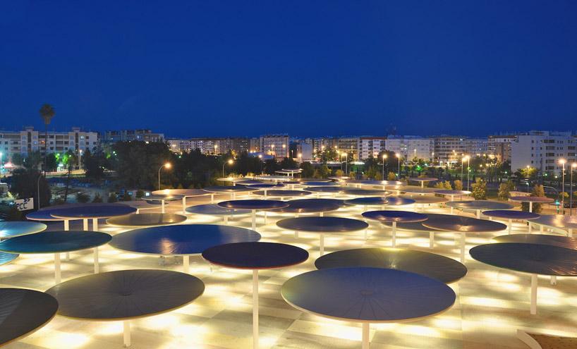 Wenn der Architects nichts weiss, wirds ein Kreis