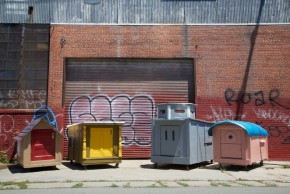 Wohnen im Muellcontainer 2.0