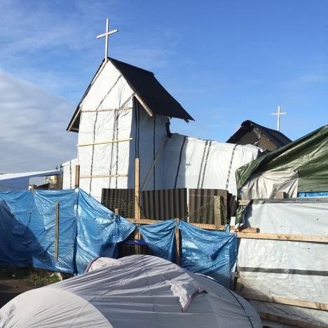 Das Flüchtlingslager als Studienobjekt