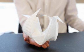 AeroMorph aufblasbares Origami